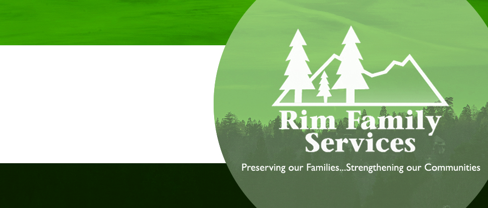 We here at Rim Family Services want to see our community thrive!