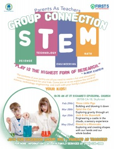 Group Connection Flier